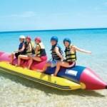 Berjaya Tioman Recreation - Banana Boat Ride