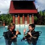 Dive Session