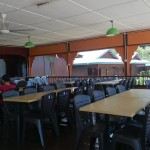 Restaurant at Genting Bayu Chalet