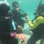Scuba Diving at Genting Bayu Chalet